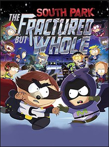 South Park The Fractured But Whole cdkey for uplay