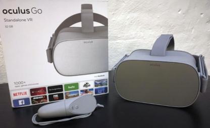 Køb Oculus Go 32GB virtual reality headset VR