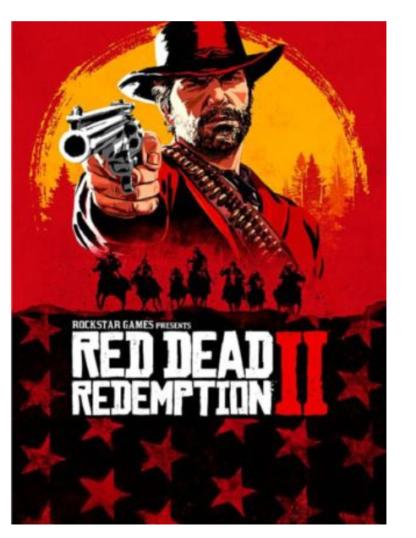 Køb Red Dead Redemption 2 cd-key billigt