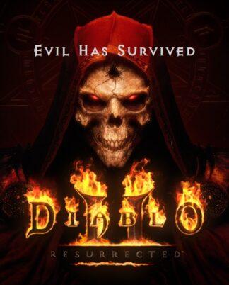 Køb Diablo II resurrected - diablo 2 cd key billigt